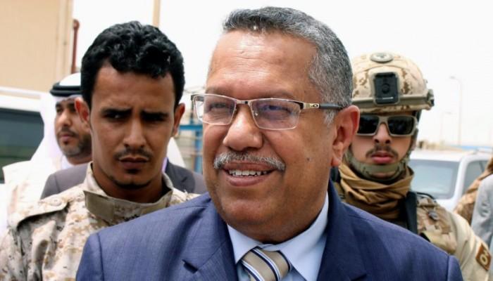 بن دغر: سيطرة الحوثيين على الجوف تغير موازين القوى