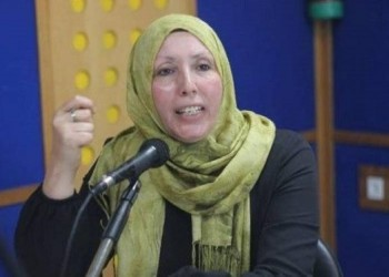 إيمان ياسين أول محجبة بالكنيست الإسرائيلي