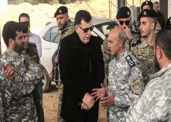 الوفاق الليبية تعلن تدمير مخزن ذخيرة لحفتر جنوب طرابلس