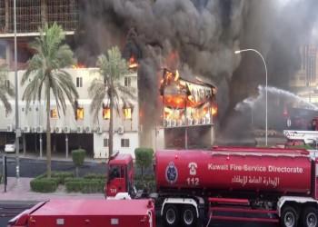 وفاة 8 أطفال أشقاء إثر حريق بمنزلهم في الكويت