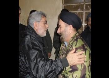 خليفة سليماني يزور سوريا لمؤازرة المقاتلين الموالين لإيران
