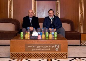 التونسي نبيل معلول في دمشق لتدريب منتخب سوريا