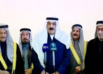 التجمع الوطني لأهل العراق يدعو لإنشاء إقليم سني
