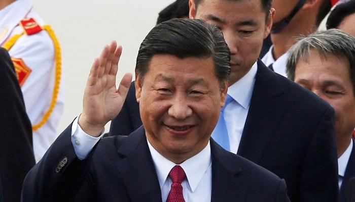 الرئيس الصيني يزور بؤرة كورونا