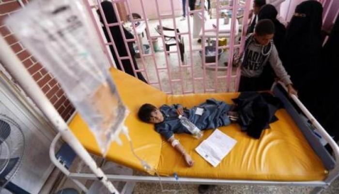 أوكسفام: اليمن يعاني أزمة كوليرا منسية تهدد الأمطار بتفاقمها