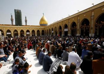مرجع شيعي عراقي: كورونا عقاب للبشر ولا يصيب المؤمنين المخلصين