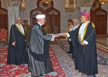 سفير إيران بمسقط يلتقي السلطان هيثم بعد زيارة الأمير خالد بن سلمان