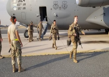 أمريكا تسحب 1000 جندي من الكويت إثر انتهاء التهديد الإيراني