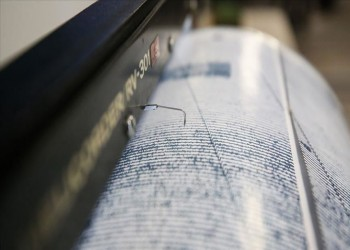 زلزال بقوة 4 درجات يضرب قارص التركية