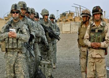 قصف صاروخي لمعسكر يضم قوات أمريكية بالعراق