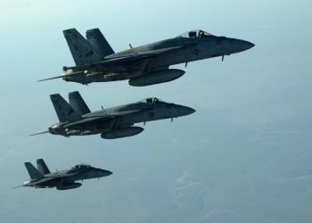 غارات أمريكية على الحشد الشعبي بسوريا.. وأنباء عن مقتل العشرات