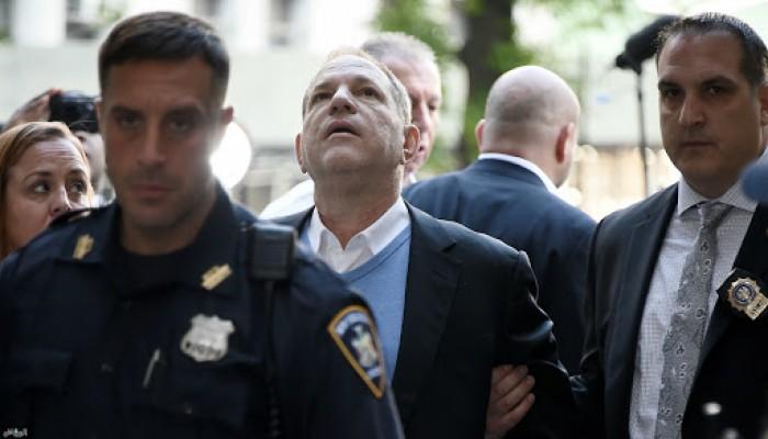 السجن 23 عاما للمنتج الأمريكي واينستين بتهمتي الاغتصاب والاعتداء الجنسي