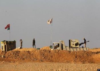 مقتل 20 مسلحا عراقيا وأفغانيا في القصف على البوكمال