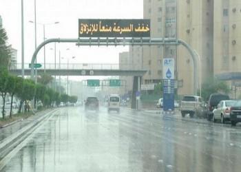 الأرصاد السعودية تحذر من رياح وأتربة بـ8 مدن