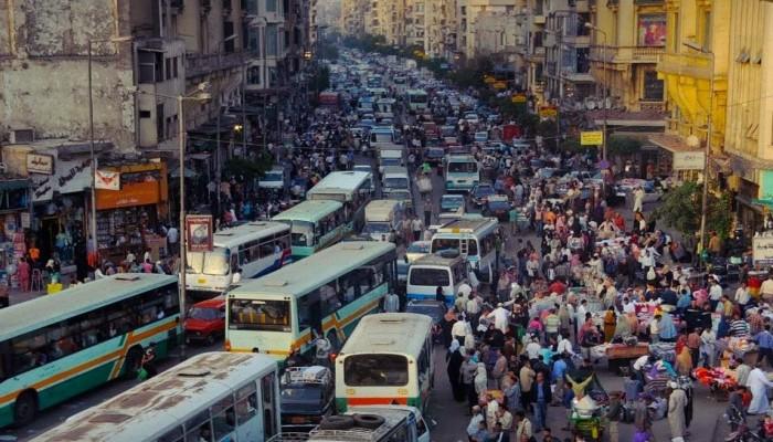 خلال شهر.. سكان مصر زادوا 118 ألف نسمة