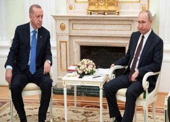 الكرملين: بوتين وأردوغان يرحبان بالانخفاض الكبير للتوتر في إدلب