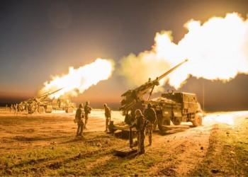 قصف صاروخي جديد على قاعدة التاجي الأمريكية بالعراق