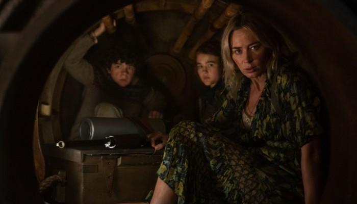 كورونا يؤجل إطلاق فيلم الرعب مكان هادئ 2 لأجل غير مسمى