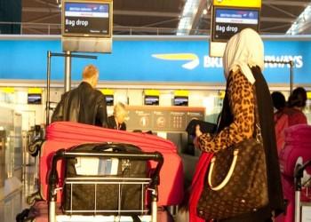 الشرطة البريطانية: إجبار المسلمات على خلع الحجاب بالمطار غير قانوني