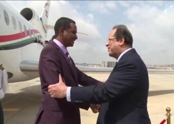 حميدتي يبحث الملف الأمني والاقتصادي في مصر