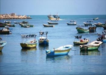 البحرية المصرية تعتقل صيادين من غزة