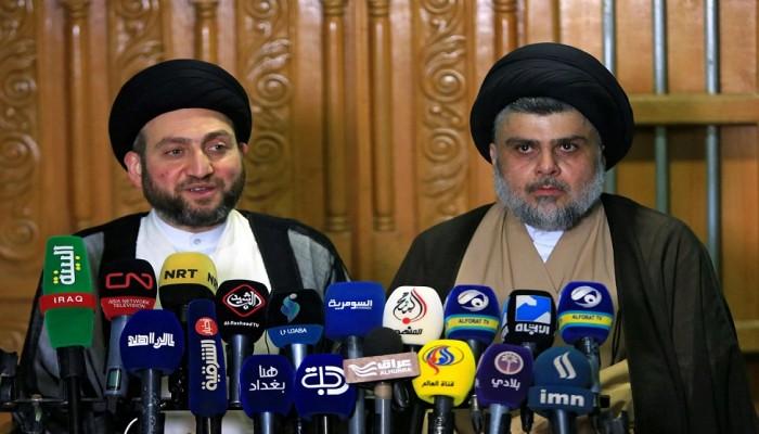 الحكمة وسائرون ينسحبان من مباحثات اختيار رئيس وزراء للعراق