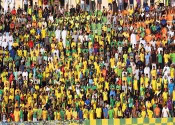 جماهير فريق عماني تحتفل: كورونا كورونا (فيديو)