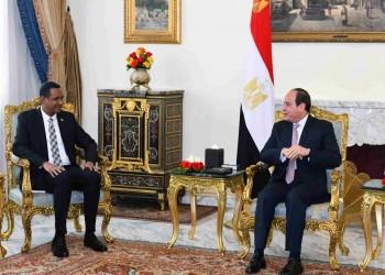 5 أهداف وراء زيارة حميدتي إلى القاهرة