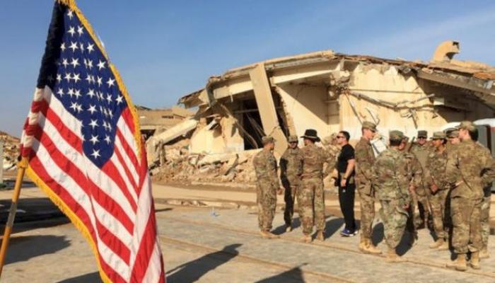 أمريكا تقرر الانسحاب من 3 قواعد رئيسية لها في العراق