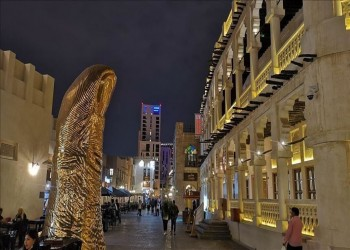 قطريون يهبون عقاراتهم للدولةلتحدي كورونا