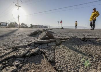 زلزال بقوة 5.2 يهز شمال كاليفورنيا الأمريكية