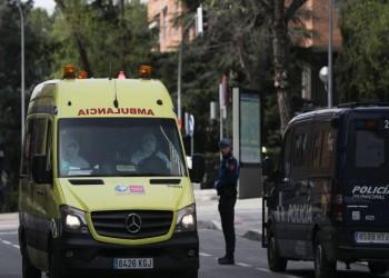 حالة وفاة بكورونا كل 16 دقيقة بالعاصمة الإسبانية