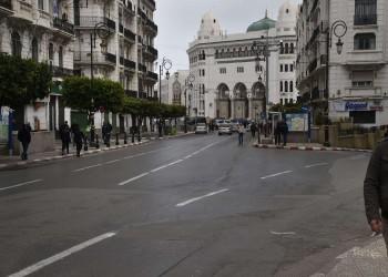 كورونا يوقف مظاهرات الجزائريين للمرة الأولى منذ عام