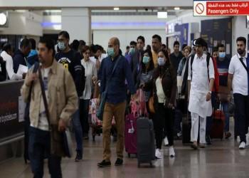 شاهد.. تكدس بمطار دبي لفحص كورونا يثير غضبا (فيديو)