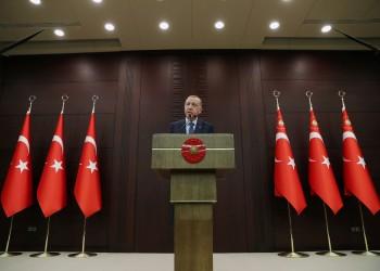 أردوغان في رسالة صوتية للأتراك حول كورونا: الزموا منازلكم