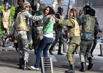 اعتقال 7 مصريات حاولن وضع أمانات لذويهن المعتقلين