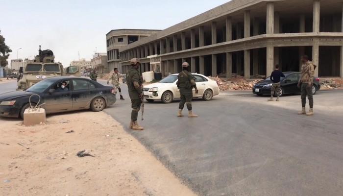 الوفاق الليبية تفرض حظر التجول لمواجهة كورونا