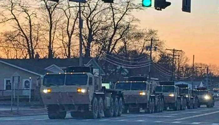 الجيش ينتشر في نيويورك.. ربع الاقتصاد الأمريكي في خطر