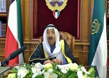 أمير الكويت: نخوض معركة فاصلة ضد عدو شرس (فيديو)