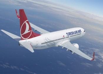 الخطوط الجوية التركية توقف الرحلات الدولية عدا خمس وجهات