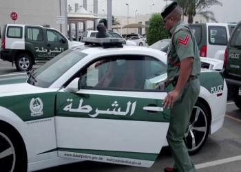 القبض على سائح لتحديه إجراءات مكافحة كورونا في دبي