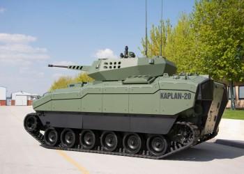 الجيش التركي يستلم دفعة جديدة من مركبات النمر العسكرية
