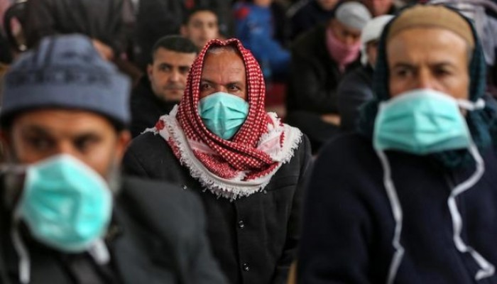 تحذير إسرائيلي من كارثة في غزة بسبب كورونا