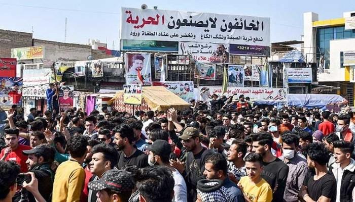 الانتفاضة العراقية.. إعادة انتشار وأشكال مقاومة جديدة