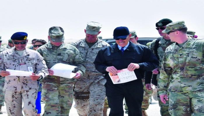 الإمارات تختتم تدريبا عسكريا مع الولايات المتحدة