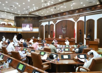 البرلمان البحريني يوافق على حظر التجول الجزئي لمنع تفشي كورونا