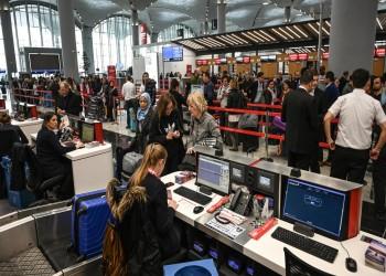 أكثر من ألف جزائري عالقون في مطار اسطنبول