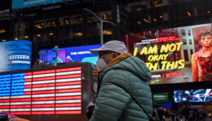 110 وفيات و7 آلاف إصابة جديدة بكورونا في أمريكا