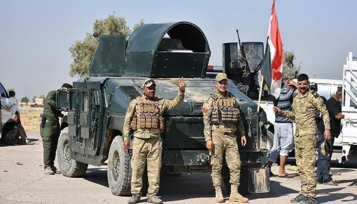 انسحاب القوات الفرنسية والتشيكية من العراق