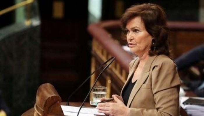إصابة نائب رئيس وزراء إسبانيا بفيروس كورونا